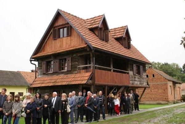 Etno- museum village from Dr. Juraj Kolarič in Donji Hraščan